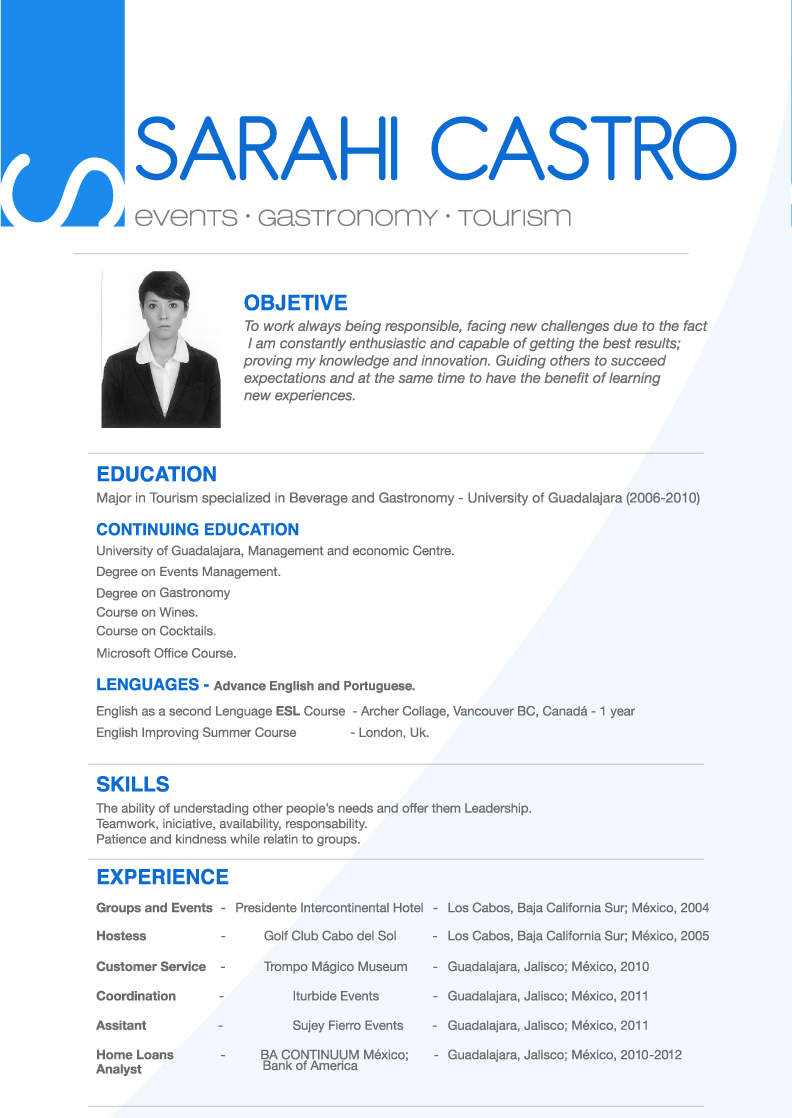 Resume Curriculum Vitae English Bestsellerbookdb